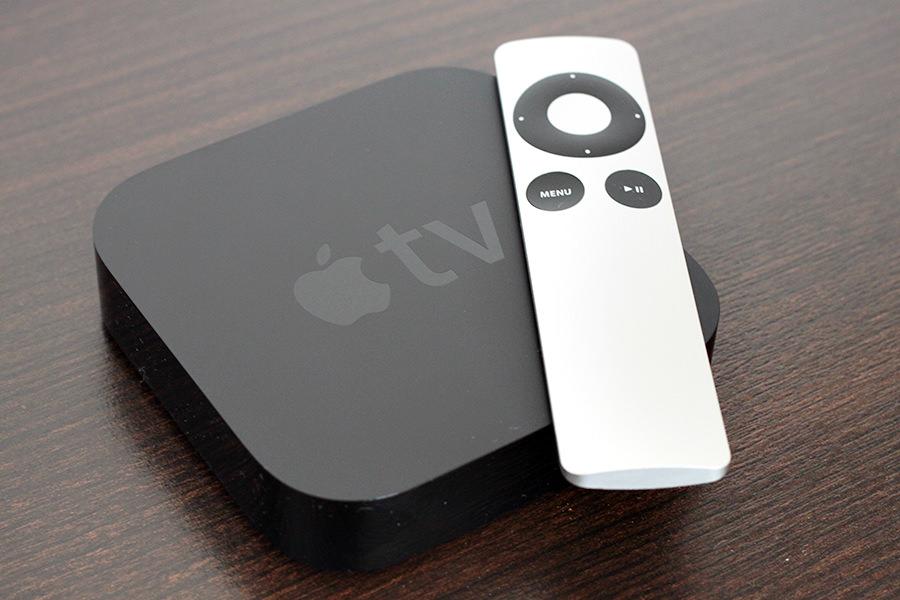 As facilidades da Apple TV