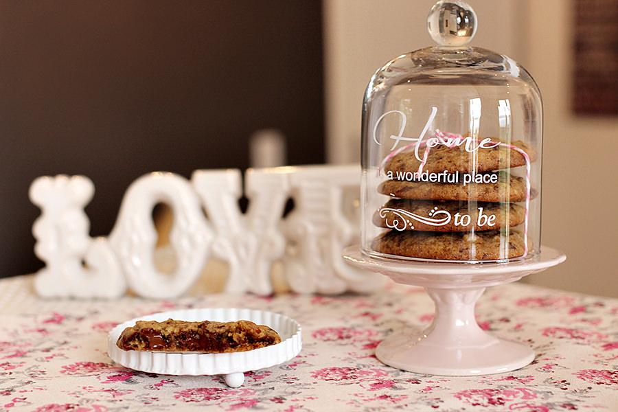 Cookie de Chocolate e Castanhas