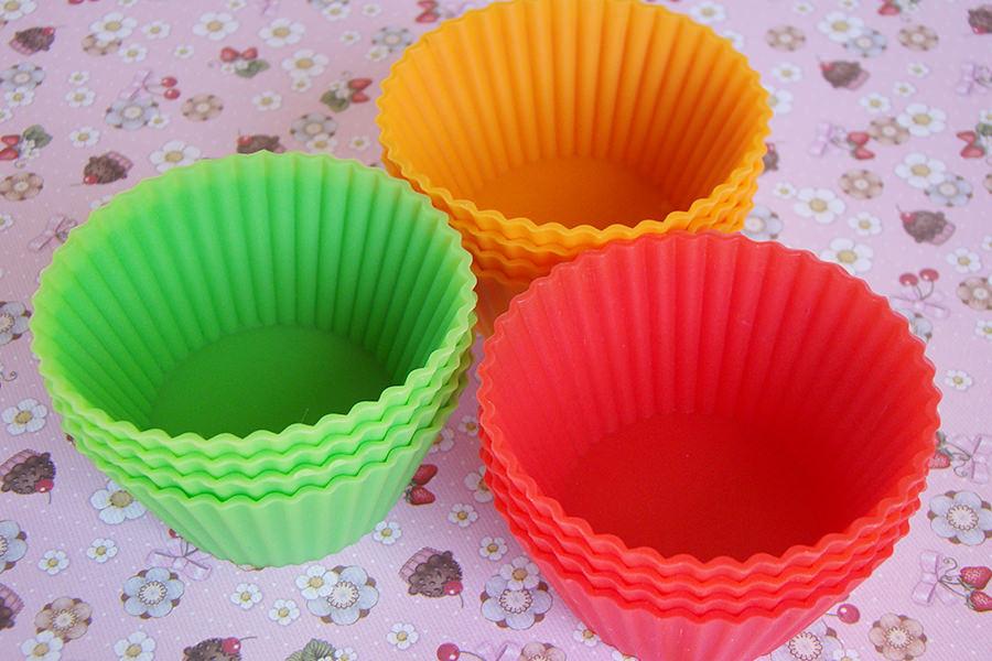 Forminhas de Cupcakes