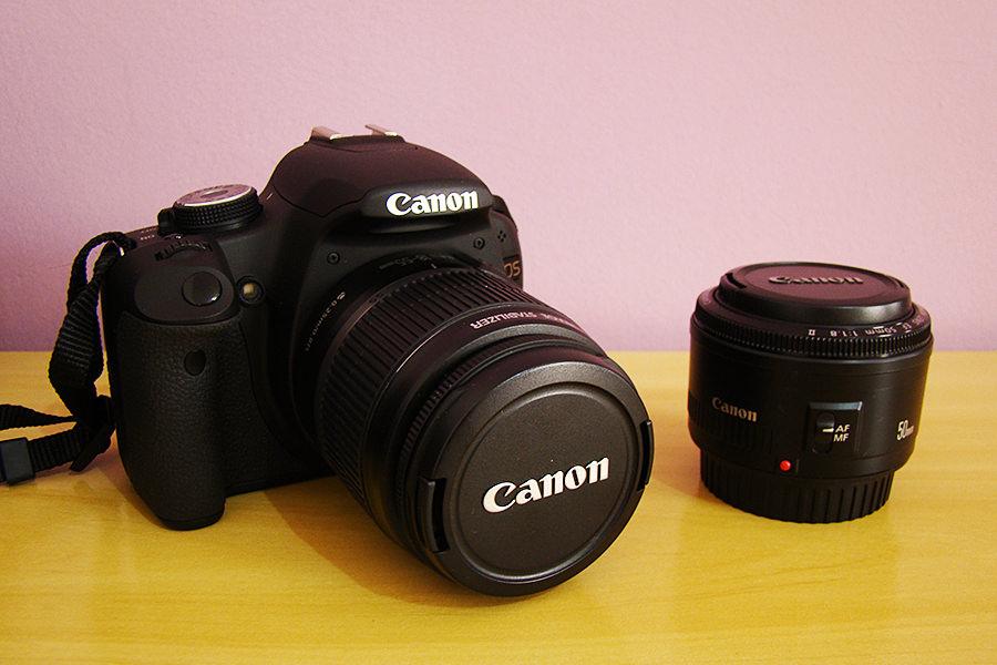 Câmera nova