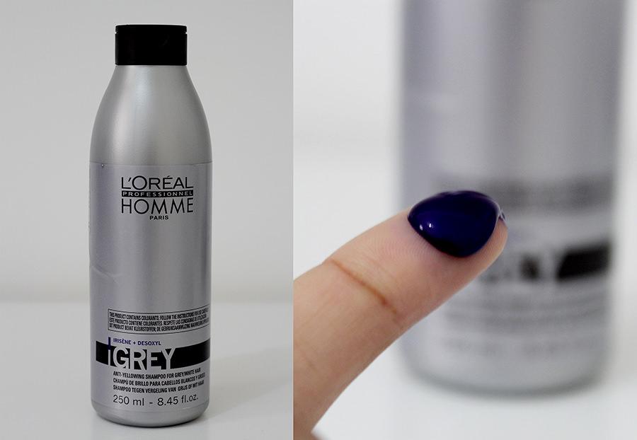 Shampoo Grey da Loreal