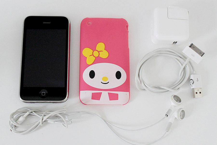 iPhone 3G de 8GB + Capinha