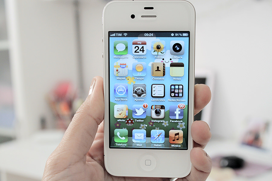 Meu iPhone 4