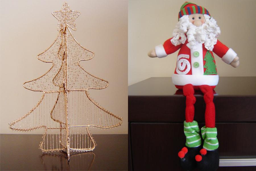 Decoração para o Natal