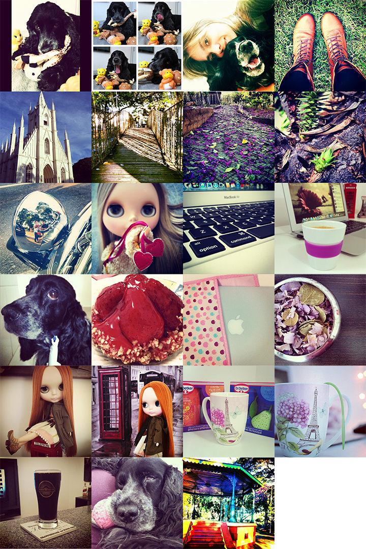 Instagram de Junho