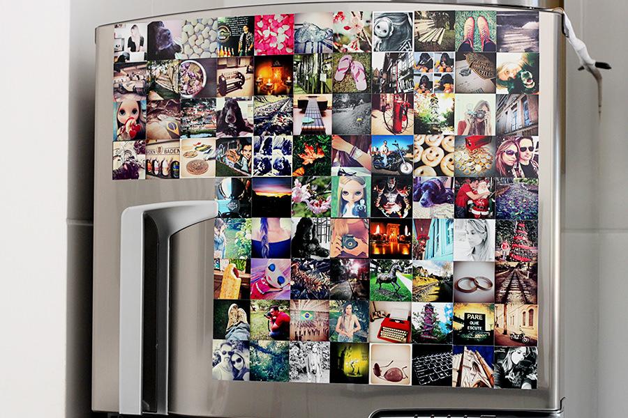 Minha geladeira