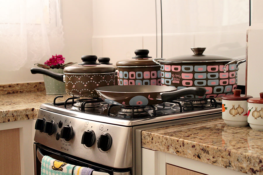 Jogo de panelas My Lovely Kitchen