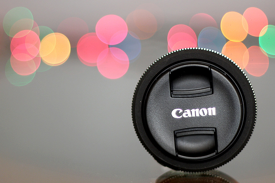 Canon 40mm 2.8 - STM