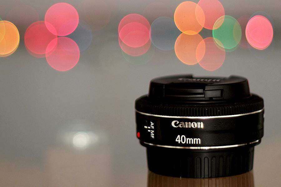 Canon 40mm 2.8 - STM
