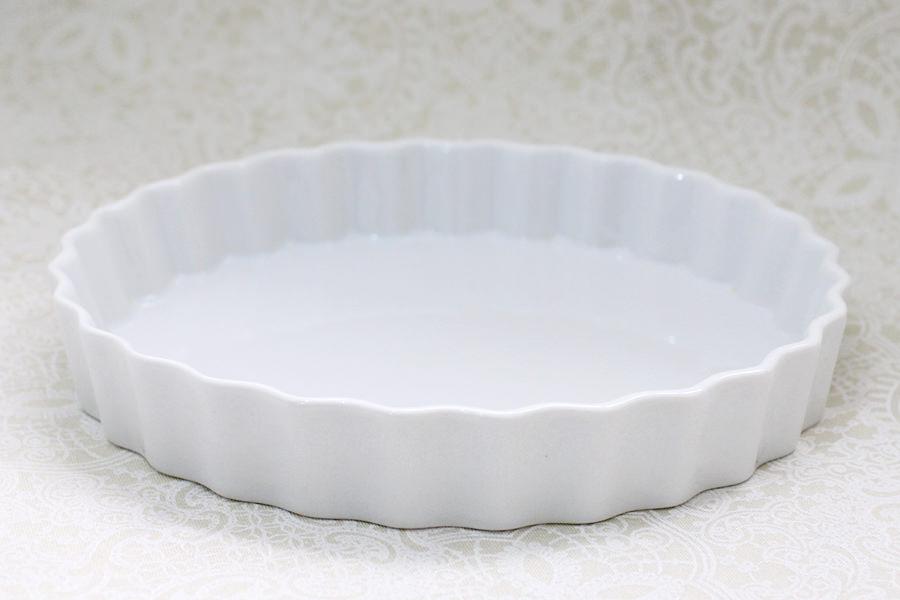 Forma para torta de cerâmica