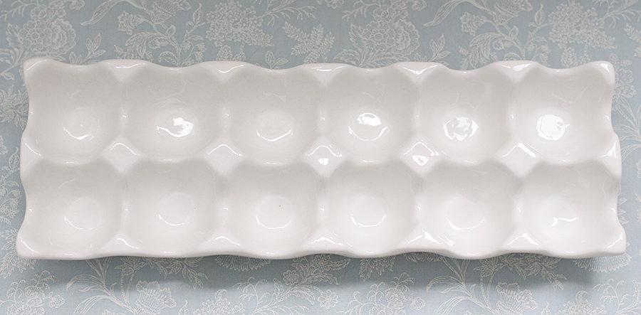 Porta Ovos Cerâmica