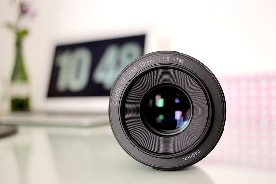 Canon 50mm f/1.8 - STM
