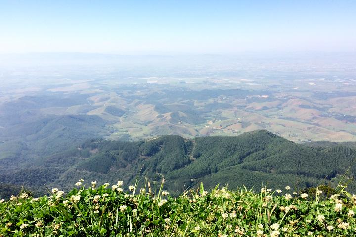 Vista do Pico Agudo